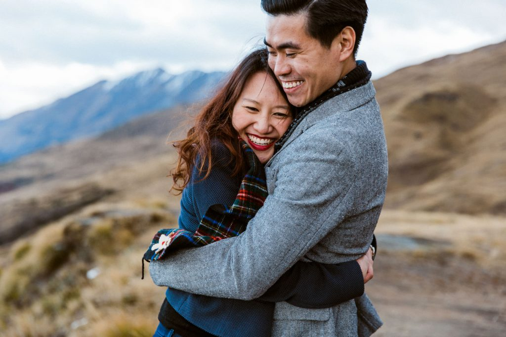 Pre-wedding photographer Queenstown
