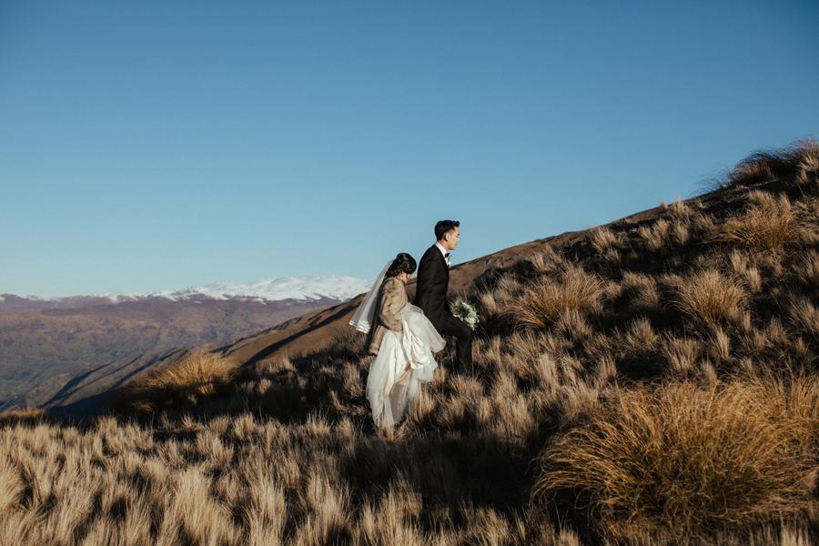 Wanaka-helicopter-wedding